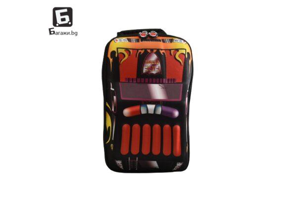 Детска 3Д раница кола код: 21599