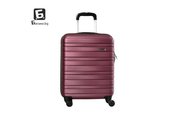 Куфар за ръчен багаж в самолет - бордо 55X40X20