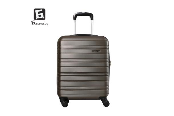 Куфар за ръчен багаж в самолет - кафе 55X40X20