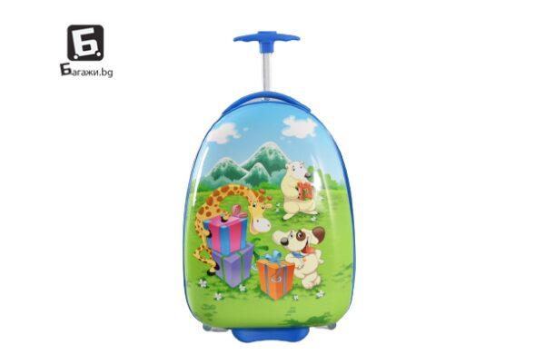 Детски куфар джунгла код: 31799