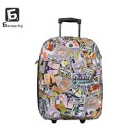 Куфар за ръчен багаж 54x40x22