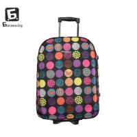 Куфар за ръчен багаж в самолет 54X40X22 код: 1807-3