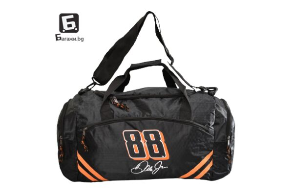 Оранжев спортен сак код: 70003 - 2
