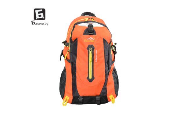 Оранжева туристическа раница код: 32006