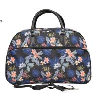 Авио пътна чанта на цветя код: 12107