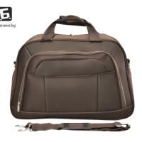 Кафява авио пътна чанта код: 32008