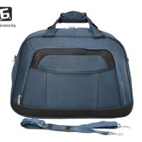 Синя авио пътна чанта код: 32008