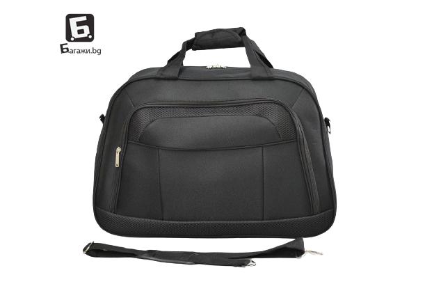 Черна авио пътна чанта код: 32008