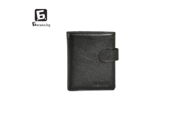 Мъжки портфейл от естествена кожа код: д211