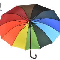 Чадър дъга | Куфари, сакове, пътни чанти и чадъри онлайн