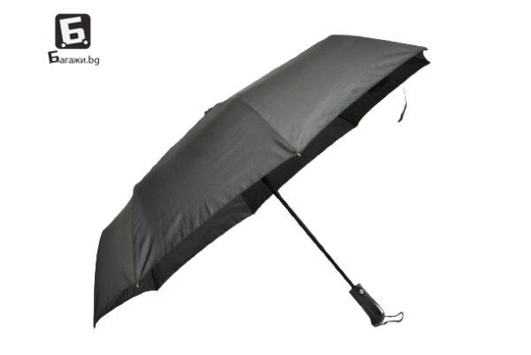 Автоматичен чадър за мъже