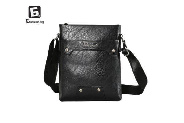 Мъжка чанта от еко кожа H.Q.C.