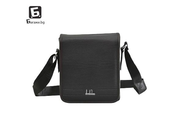 Мъжка чанта от еко кожа, код: 71-006