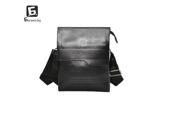 Мъжка чанта от еко кожа код: 126-2