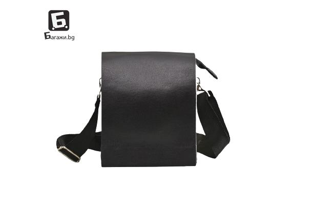 Мъжка чанта от еко кожа код: 3698-2