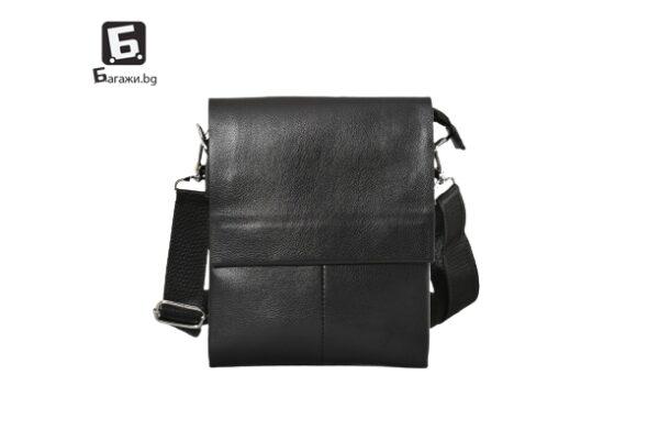 Мъжка чанта от еко кожа код: 5669-3