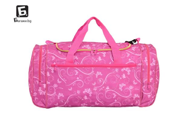 Цветен розов сак код: 31595