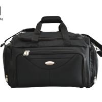 Черен авио сак 40х35х25 за ръчен багаж
