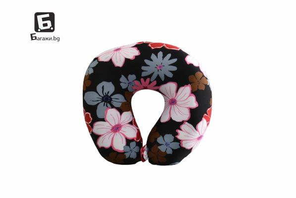Цветна възглавничка за път - цвят 2
