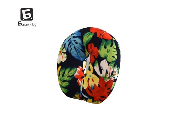 Цветна възглавничка за път - цвят 1 2
