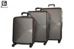 Твърди куфари в три размера - кафе код: 8092