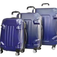Син куфар в три размера код: 16011