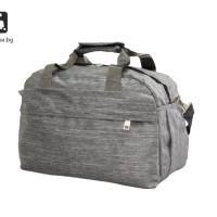 Сив авио сак за ръчен багаж 40Х30Х20