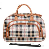 Пътна чанта от еко кожа код: 31694 - 6