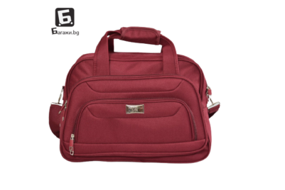 Висок клас червена авио/пътна чанта код: к4