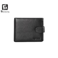 Мъжки портфейл от естествена кожа код: 003-2