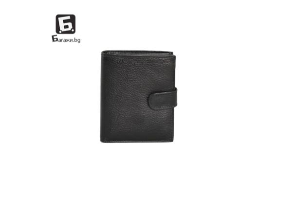 Мъжки портфейл от естествена кожа код: д111