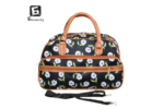 Малка пътна чанта от еко кожа код: 31695-1