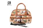 Малка пътна чанта от еко кожа код: 31695