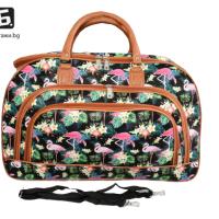 Пътна чанта от еко кожа код: 31694