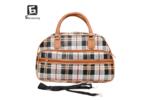 Малка пътна чанта от еко кожа код: 31695-8