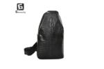 Мъжка чанта от еко кожа тип банан КОД: 9802