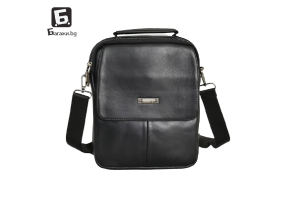 Мъжка чанта от естествена кожа DERRYS КОД: Д5