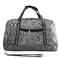 Сива пътна чанта- сак от текстил код: 11677