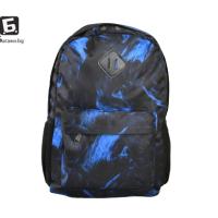 Камуфлажна синя раница код: 66-2