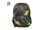 Камуфлажна жълта раница код: 66-2