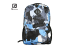 Камуфлажна светло синя раница код: 66-1