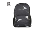 Камуфлажна черно-бяла раница код: 66-3