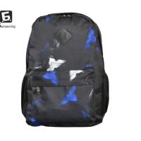 Камуфлажна синя раница код: 66-3