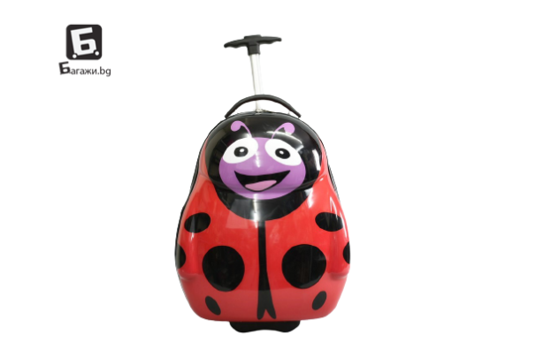 Детски куфар калинка код: 31799