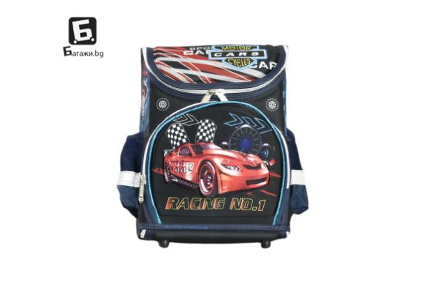 Раница тип куфарче с кола код: 5251