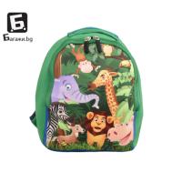Детска раница джунгла КОД: 22109