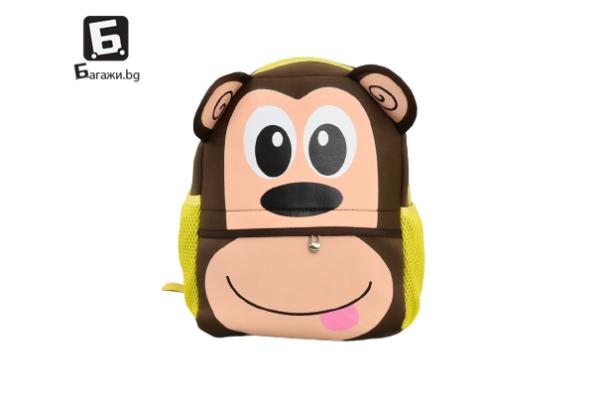 Детска раница маймуна КОД: 21181
