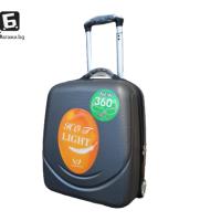 Куфар за ръчен багаж в самолет 44Х34Х20- графит