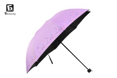 Мъжки, дамски и детски чадъри онлайн